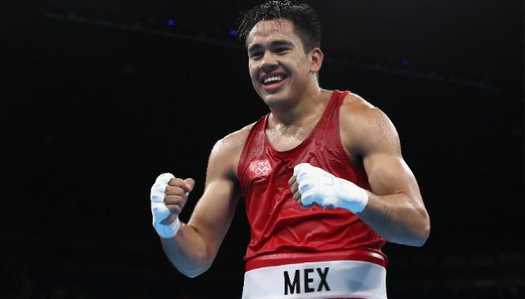 Misael Rodríguez, medallista olímpico