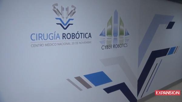 El ISSSTE recurre a cirugías robóticas para el tratamiento del cáncer