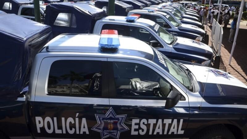 Policía Estatal Guerrero