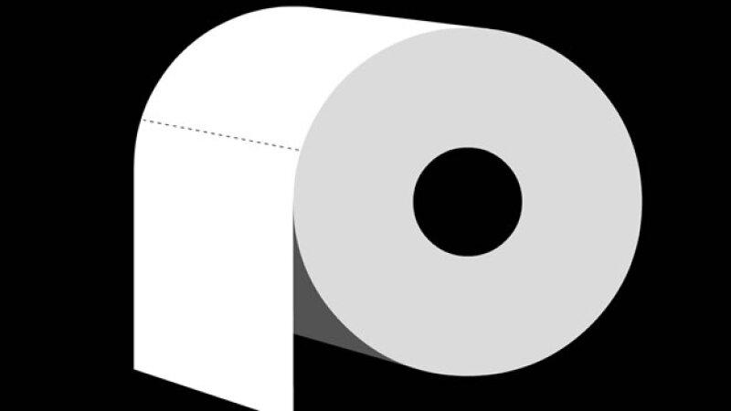 Jugar con un rollo de papel, eso y otras cosas inútiles en internet (Foto: Cortesía/papertoilet.com )