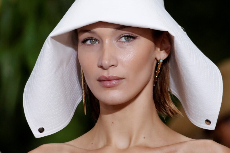 Lanvin Spring/Summer 2020 women's ready-to-wear collection show at Paris Fashion Week