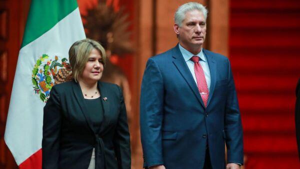 Lis Cuesta Peraza primera dama de Cuba 1.jpg