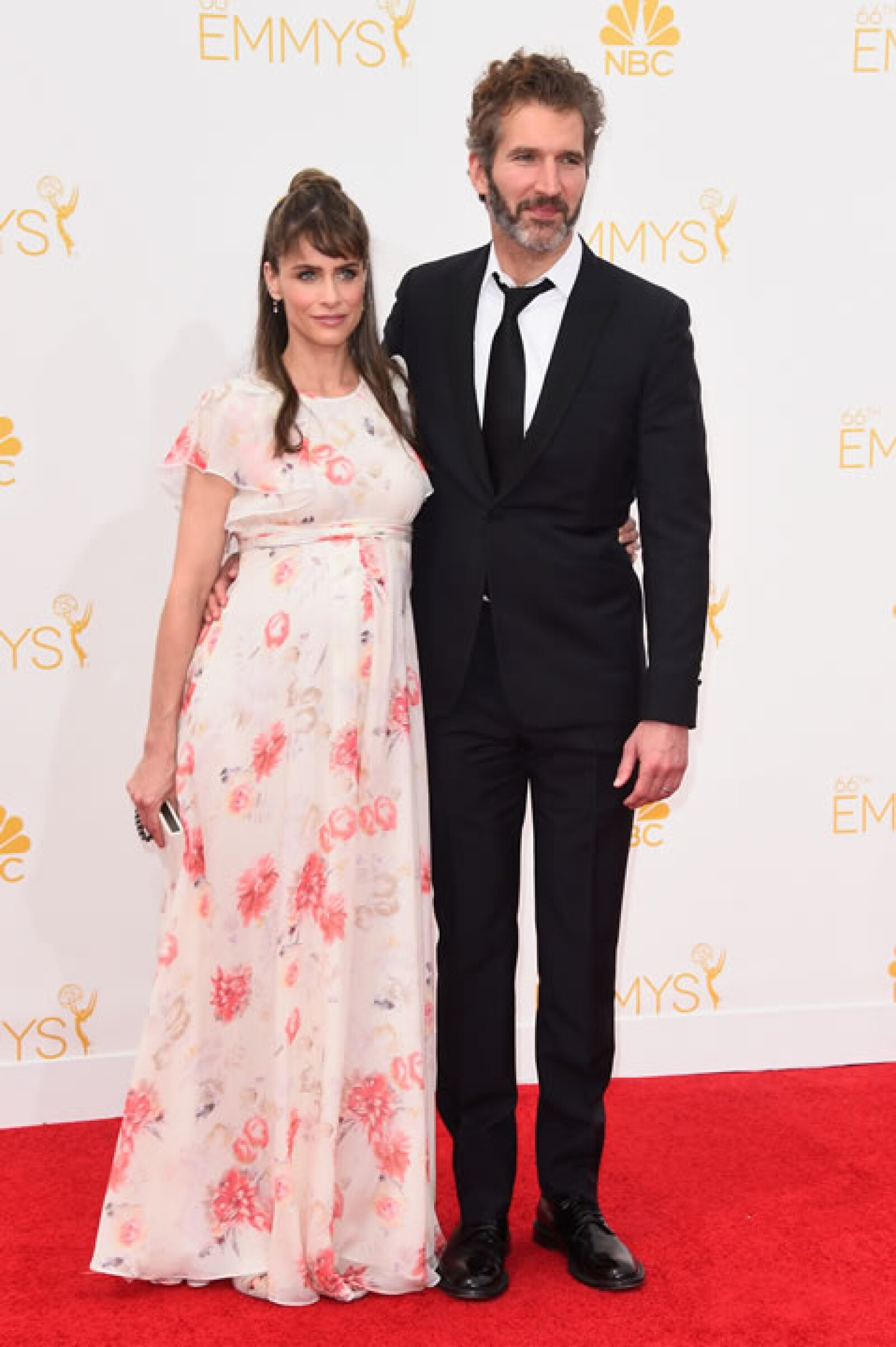 Amanda Peet, David Benioff.