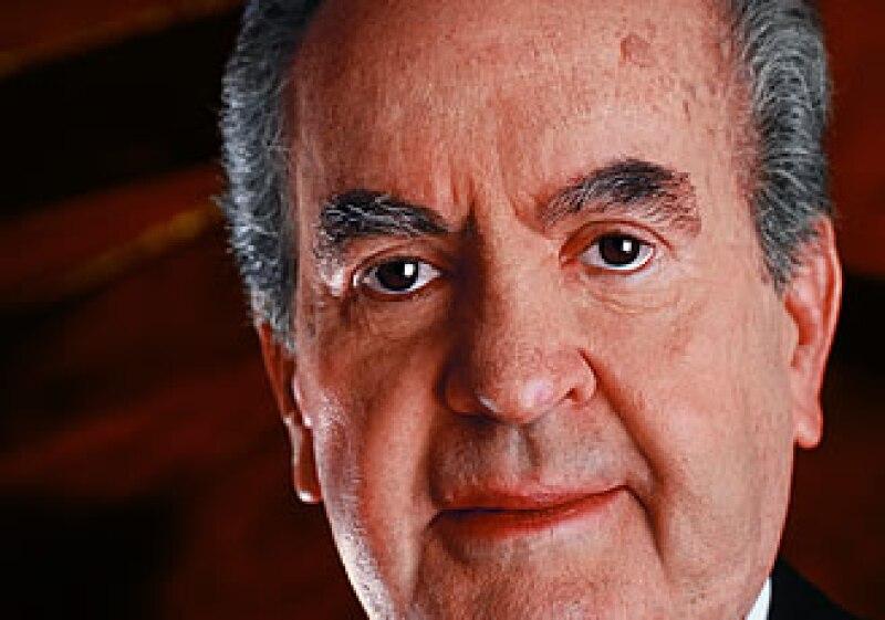 Alberto Baillères, de 78 años, es el cuarto en el listado de los Empresarios Más Importantes de México de la revista Expansión. (Foto: Archivo)