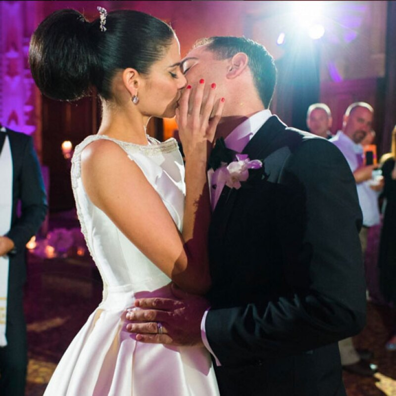 Natalia se casó con Daniel tres meses atrás.