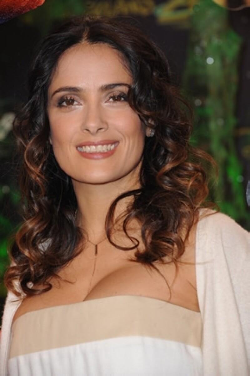La actriz ha decidido llevar la vida de Fadhma después de conocer su dramática historia.