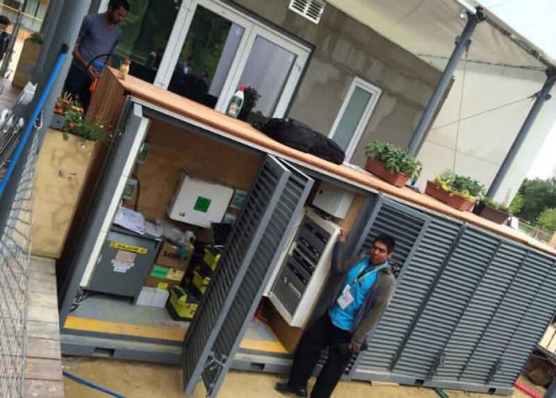 Proyecto CASA-UNAM gana premio en Francia