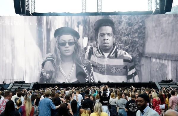 Beyoncé, On the run II