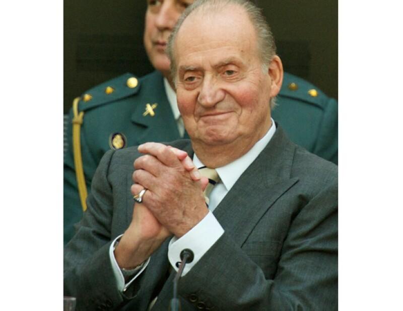 El monarca español se dijo listo para afrontar los retos del pueblo español y seguir adelante pese a la baja de su popularidad y aceptación entre el pueblo.