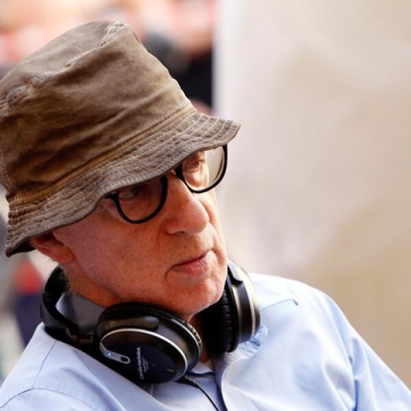 El director, guionista y productor Woody Allen estudió Filosofía.