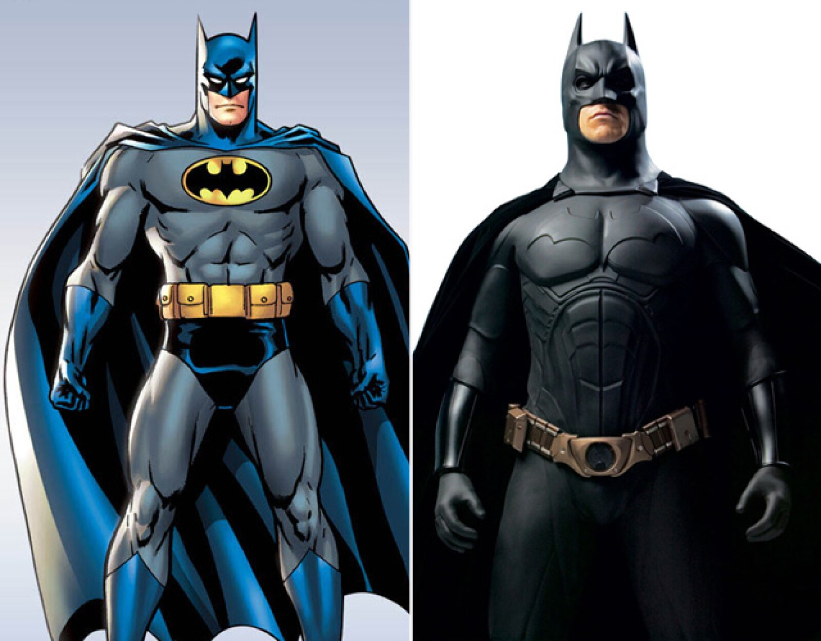 Christian Bale es uno de los Batman más guapos y más populares.