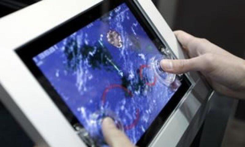 Walter Shimoon reveló a inversores la salida de la iPad, entonces conocida como proyecto K48. (Foto: Reuters)