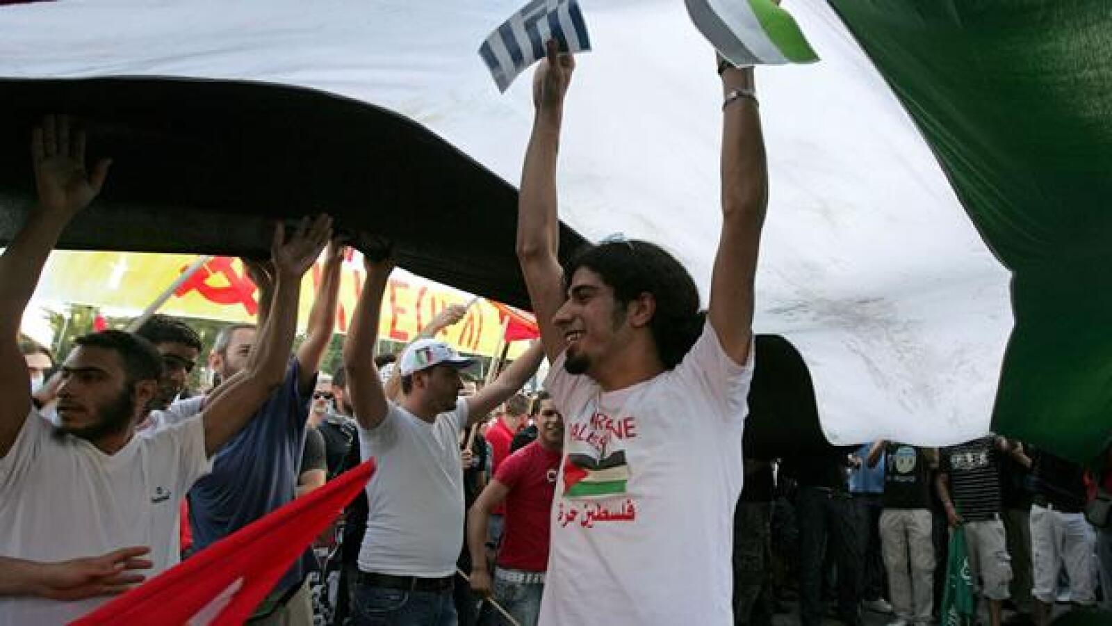 protesta gaza gal6
