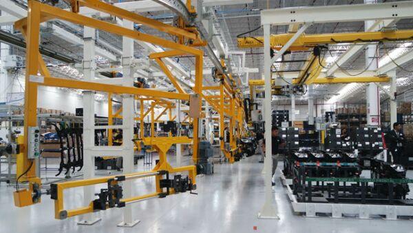 Planta de Audi en M�xico 4