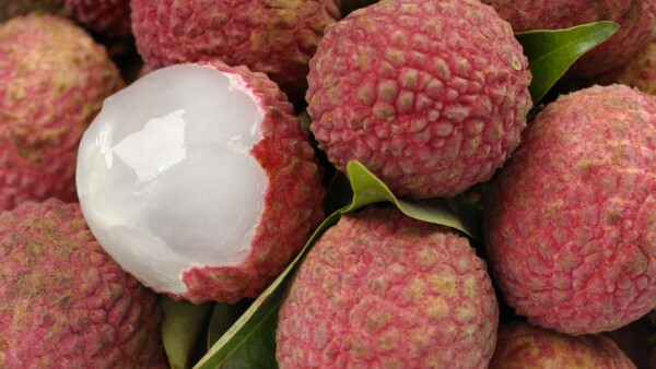 Lychees (Litchi chinensis)