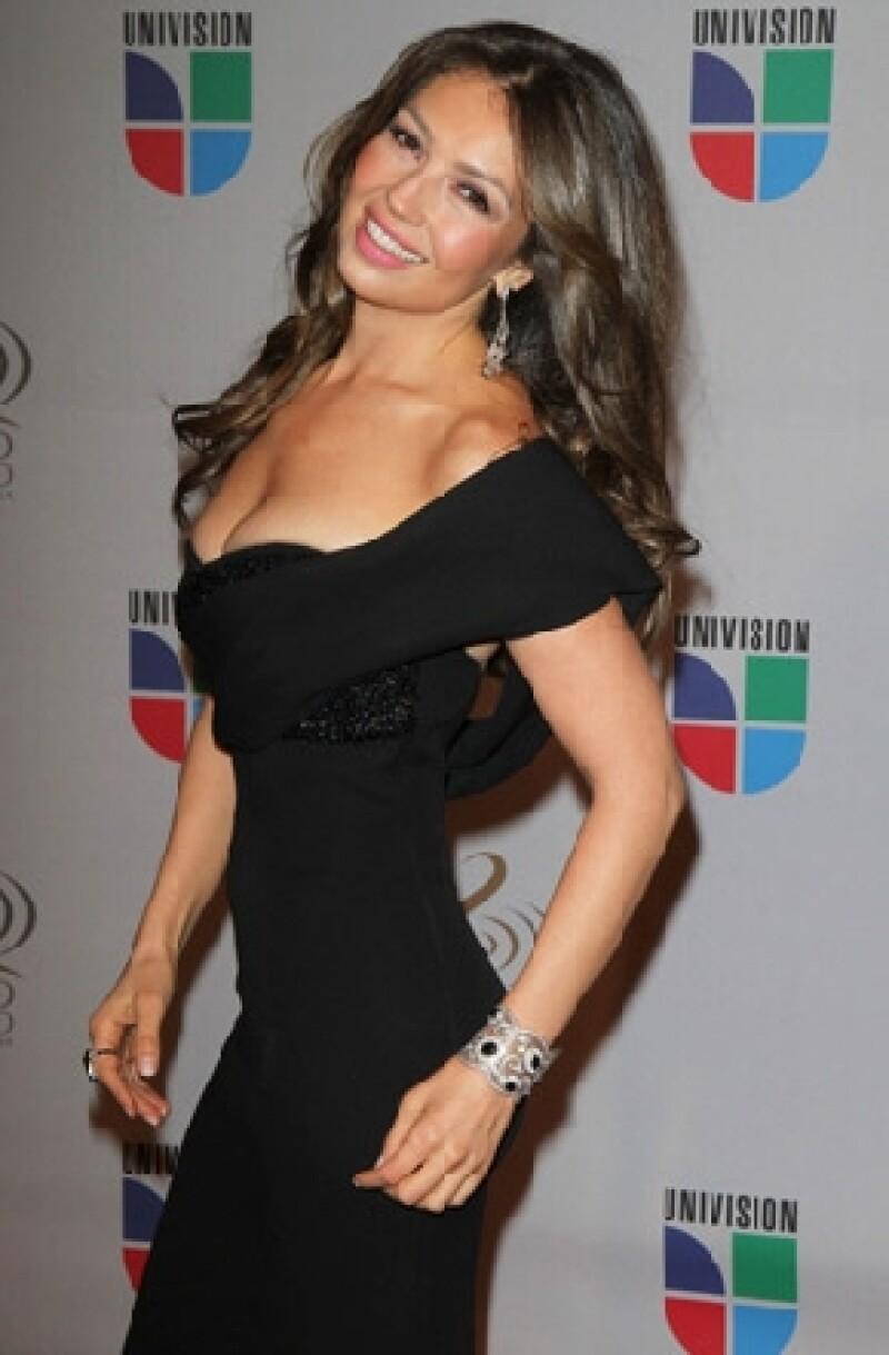 """La cantante mexicana y su producción discográfica """"Thalía primera fila"""" han tenido un éxito rotundo al lograr vender más de 150 mil copias de su álbum."""