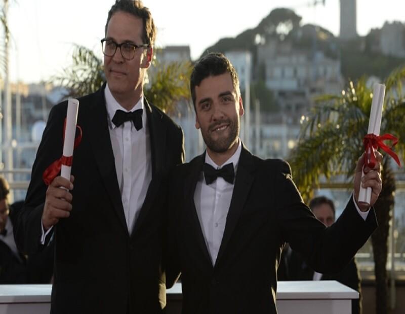 El festival reconoció a la cinta mexicana por el papel de los guatemaltecos Karen Martínez y Brandon López, de 17 años y el mexicano Rodolfo Domínguez, de 16.