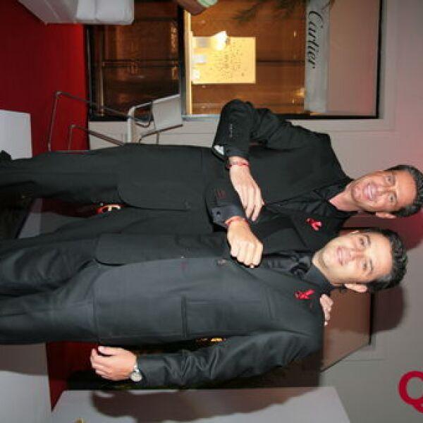 Miguel Ortiz Monasterio, Francois-Marc Sastre