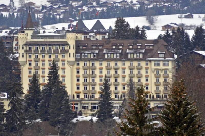 El Hotel Palace es el exclusivo hotel donde será la rececpción y el brunch del domingo.