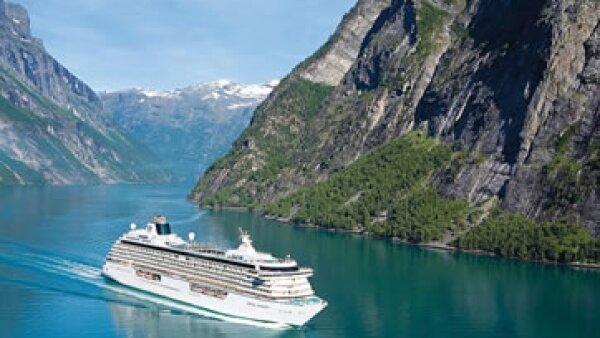 El crucero Crystal Serenity te lleva de visita a Alaska, Asia y el Pacífico Sur. (Foto: Cortesía/Michel Verdure )