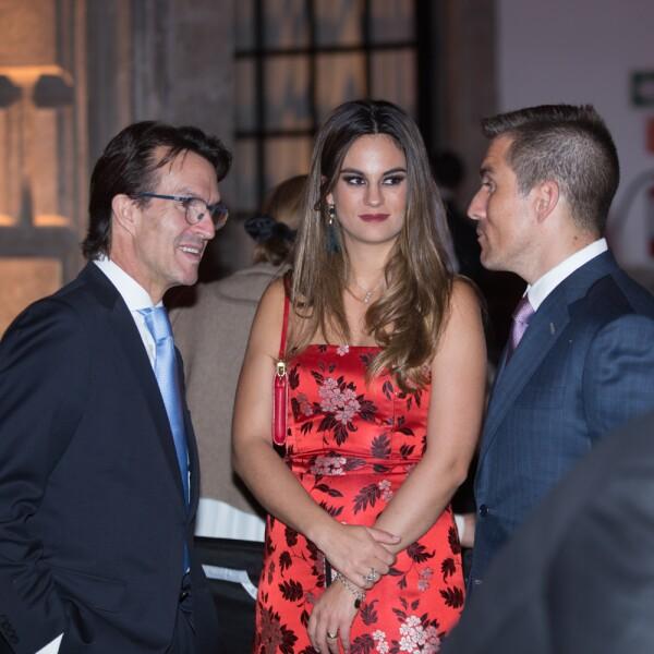Cena de gala FIGMA Fundación Inés Gómez Mont
