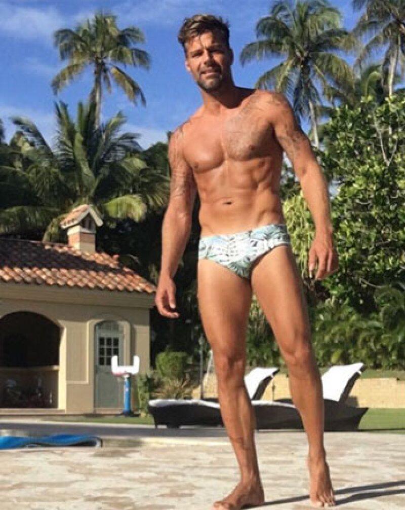 Ricky Martin ha hecho fuertes confesiones sobre sus preferencias sexuales y se ha convertido en ejemplo para la LGBT: