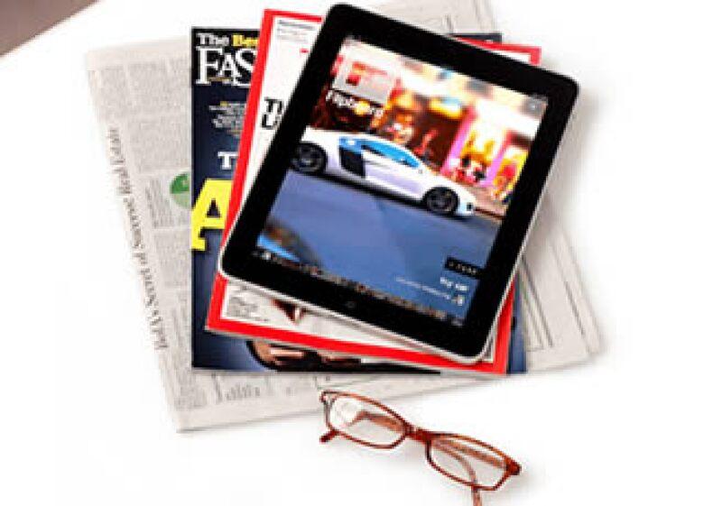 Los usuarios de Flipboard pueden hojear páginas digitales con texto e imágenes en la iPad. (Foto: Especial)