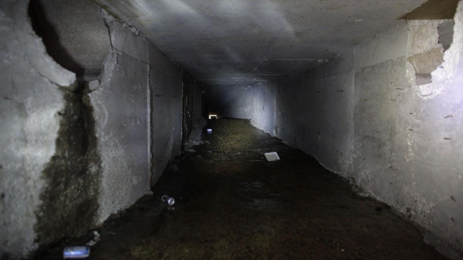 tunel, culiacán, Chapo Guzmán