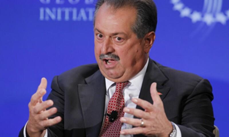 Andrew Liveris fue demandado por una exempleada de la compañía. (Foto: Reuters )