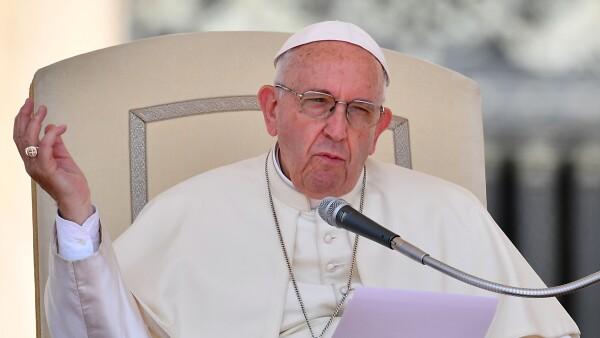 """El Papa considera """"inmoral"""" la separación de familias en la frontera de EU"""
