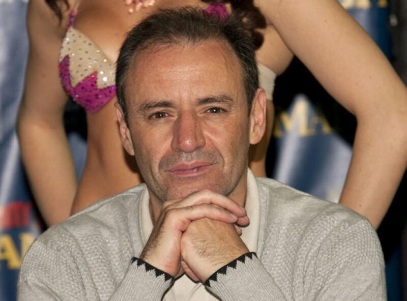 Luis Ernesto Cano.