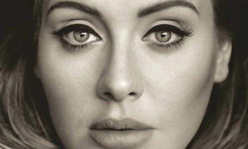 (Foto: El álbum 25 de Adele es la continuación de su álbum 21 de 2011 (CNNMoney/Cortesía) )