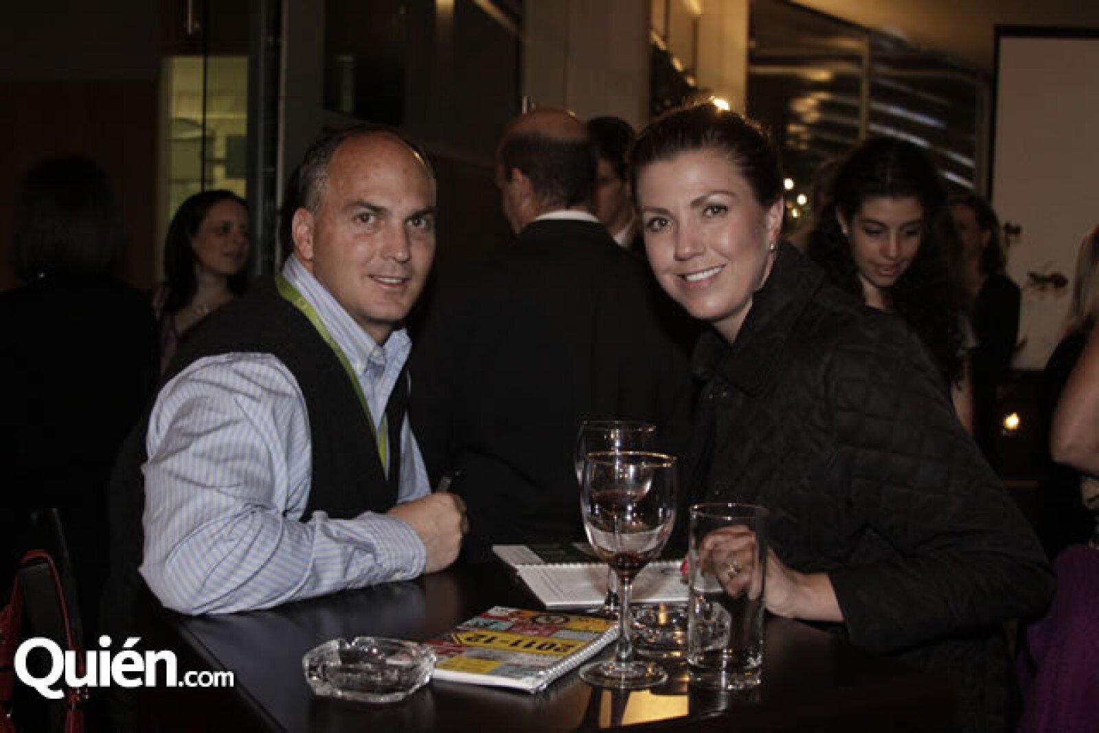 Carlos y Mónica Ramos Cárdenas