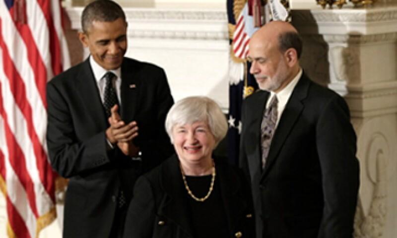 Janet Yellen tendrá la responsabilidad en 2014 de reducir, mantener o finalizar la flexibilización cuantitativa. (Foto: Getty Images)