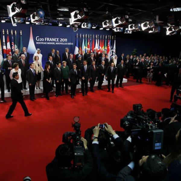 El G20 discute la repercusión que tendrán los problemas económicos sobre el sistema mundial.
