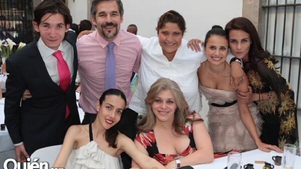 La actriz contrajo nupcias el pasado 3 de marzo en Querétaro. No te pierdas los detalles de este gran suceso.