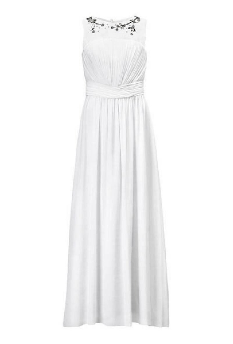 La marca sueca apuesta por un vestido de novia eco-friendly y low-cost