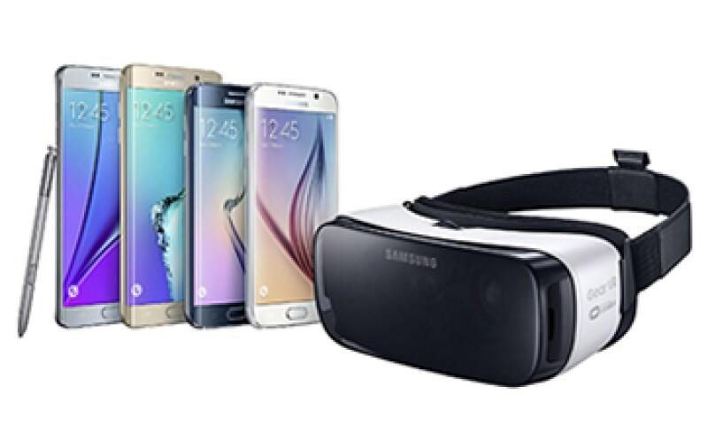 El dispositivo es compatible con dispositivos móviles de Samsung (Foto: Samsung )