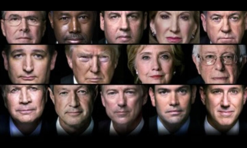 Las elecciones generales en Estados Unidos serán el próximo 8 de noviembre (Foto: Nigel Parry para CNN)