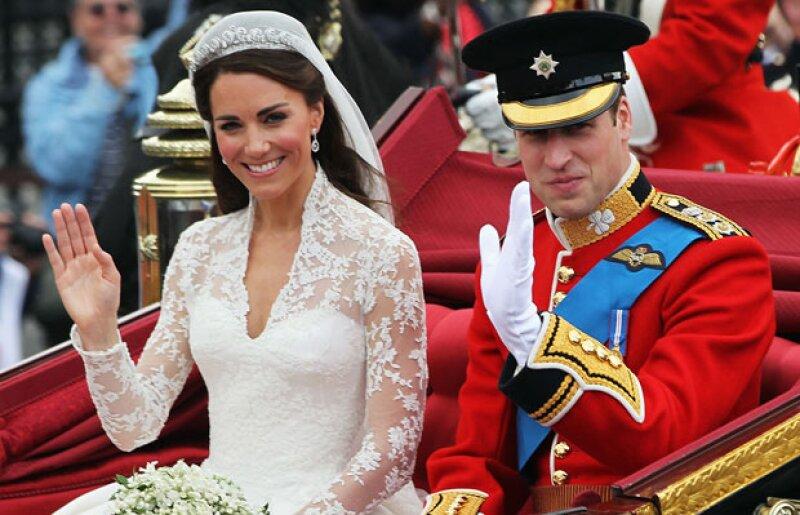 La pareja real se ha convertido en una de las principales fuentes de ingresos económicos a Reino Unido.