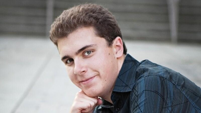 Trevor Pacelli adolescente con autismo