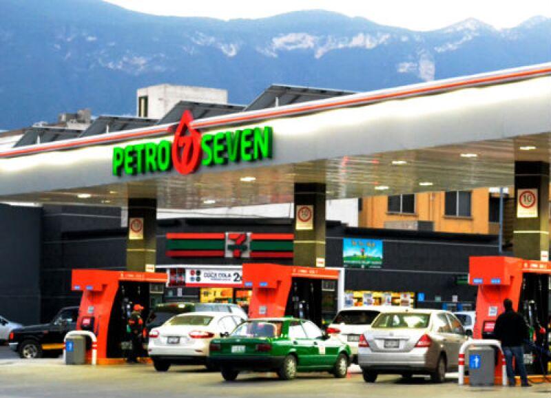 Petro-7 gasolinera