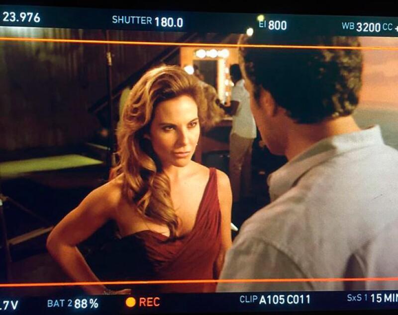 El actor mexicano Jaime Camil anunció en Instagram que su guapa compatriota se sumó a las celebridades que han aprecido en la serie protagonizada por Gina Rodríguez.