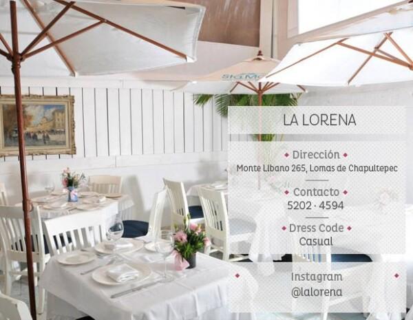 Los desayunos de La Lorena son famosos por su sabor único.