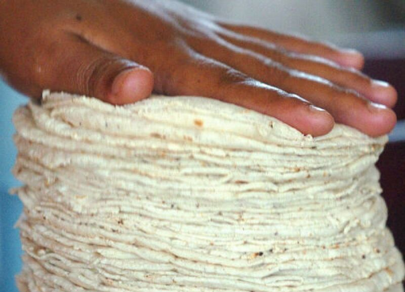 tortillas de ma�z