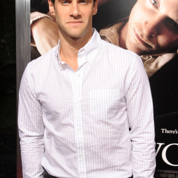 21. Justin Bartha - The New Normal