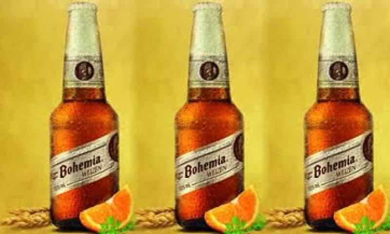 La marca Bohemia creció alrededor de 8% en 2011. (Foto: Especial)