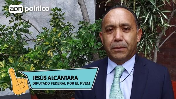 #YoLegislador Jesús Alcántara