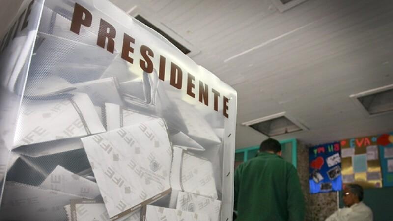 elecciones casilla votos boletas electrorales