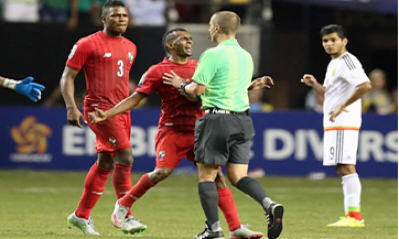 Panamá obtuvo el tercer lugar en la Copa Oro. (Foto: Reuters)